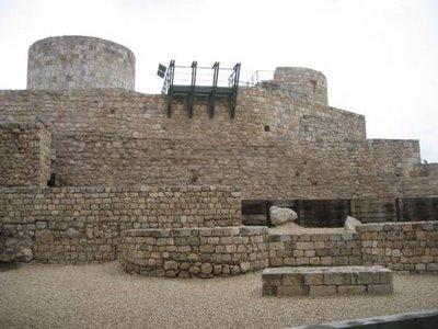 castillo de burgos historia