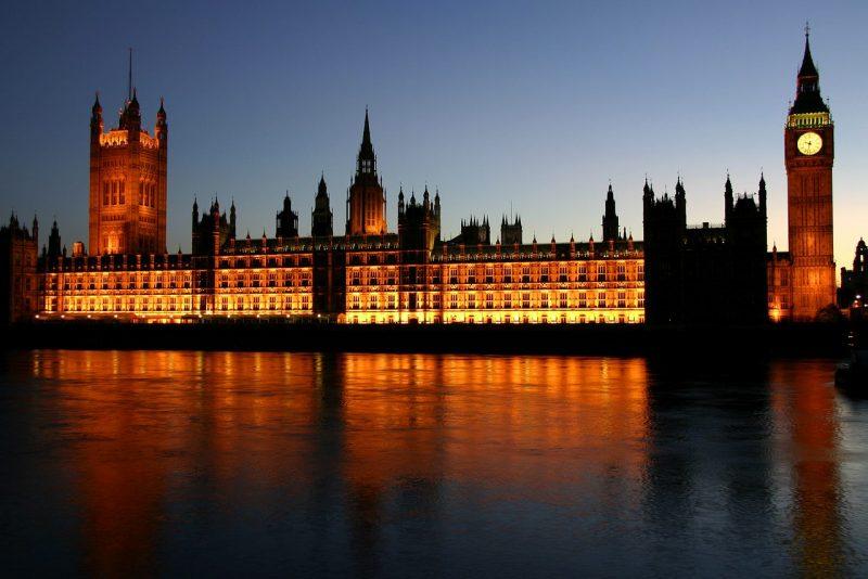 El parlamento Londres