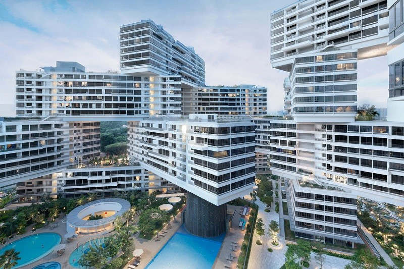 the interlace singapur